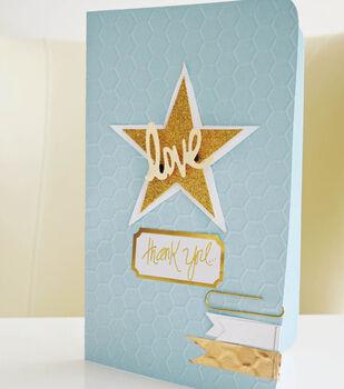 Gold Star Card