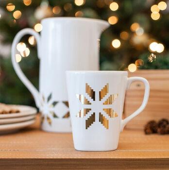 Makers Guide: Christmas Mug And Pitcher
