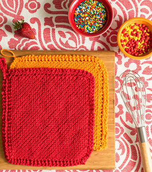 How To Make Granny's Favorite Dishcloth