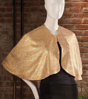 Gold Party Shawl