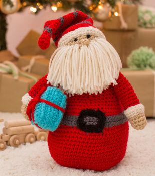 Huggable Santa Pillow