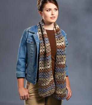 Breezy Crochet Scarf