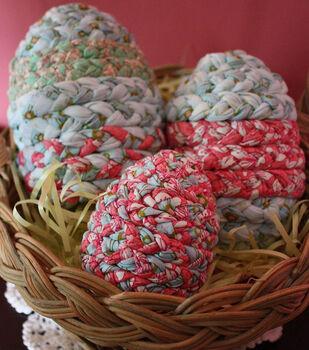 Pampered Teacher's Braided Easter Eggs