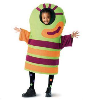 One-Eyed Monster Costume