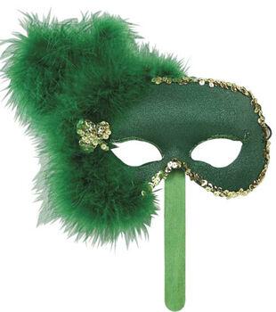Luck O' the Irish Mask