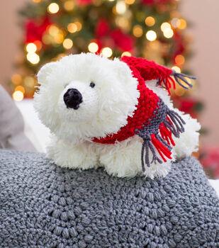 How To Make A Fluffy Polar Bear