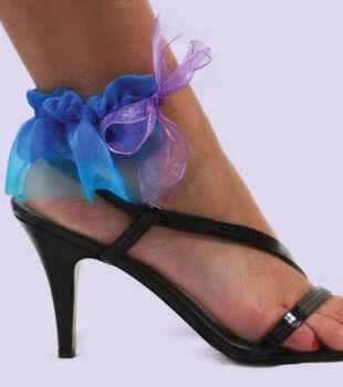 Shoe Ruffle