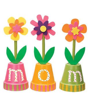 Flowerpot Trio For Mom