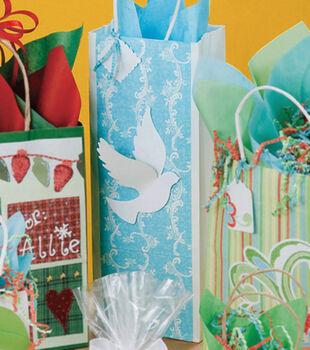 White Dove Gift Bag