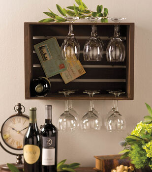Wine Glass Crate
