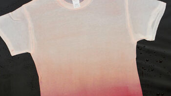 Tulip White-to-Wow Ombre T-shirt
