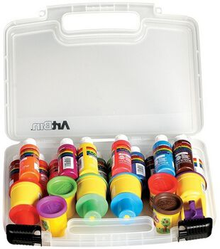 ArtBin Translucent Quick View Carrying Case-Medium