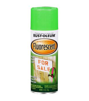Specialty Fluorescent Green Spray 11 Oz