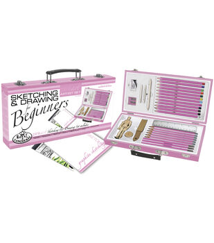 Royal Brush Pink Art For Beginners Artist Set-Sketching & Drawing