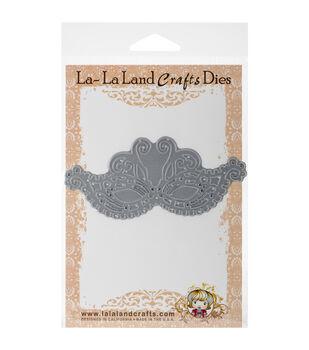 La-La Land Crafts Masquerade Mask Die