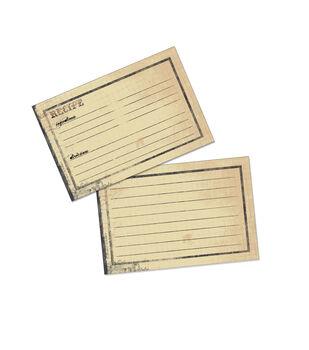 7 Gypsies Printed Recipe Cards