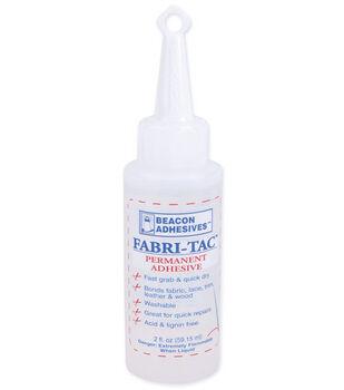 Beacon Adhesives Fabric-Tac Permanent Adhesive