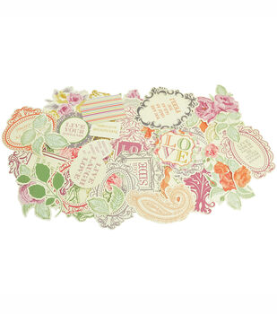 Kaisercraft Flora Delight Collectables Cardstock Die-Cuts