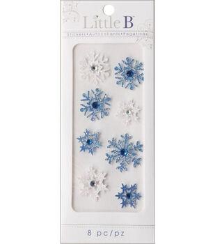 Little B Mini Stickers