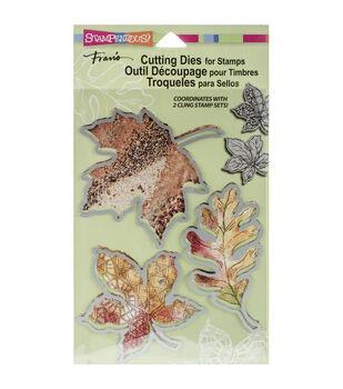 Stampendous Dies-Leaf Set/3