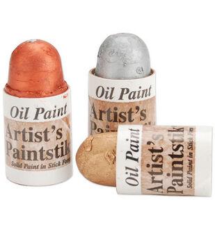 Cedar Canyon Mini Iridescent Artist's Paintstiks-3PK/Metallic