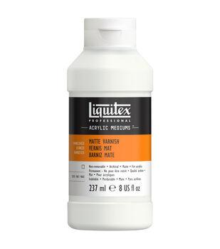 Liquitex Acrylic Matte Varnish-8oz