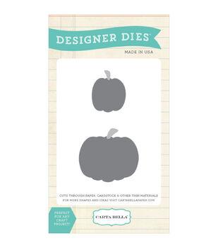 Carta Bella Dies-Pumpkin