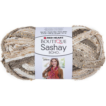 Red Heart Boutique Sashay Boho Yarn