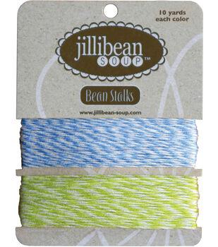 Bean Stalks Twine 20yds-Blue/Green