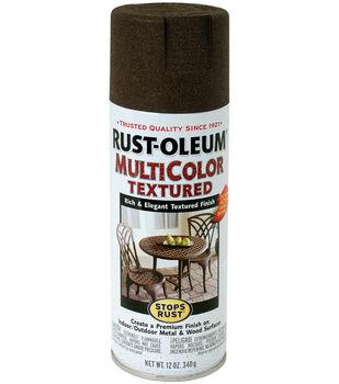 RUST-OLEUM Stops Rust Multicolor Aerosol Paint-12oz