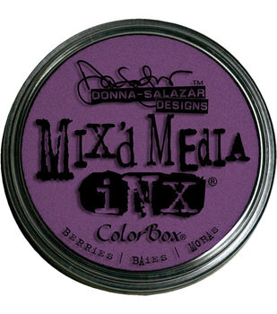 ColorBox Mix'd Media Inx By Donna Salazar-Berries