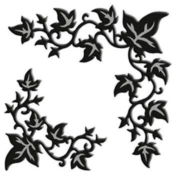 Marianne Designs Craftables Dies Ivy Corners
