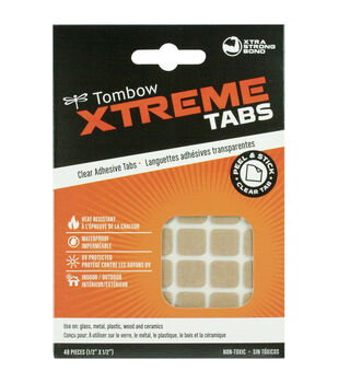 Tombow Xtreme Clear Adhesive Tabs