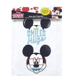 Disney Mickey Mouse Fashion Iron-on Transfer