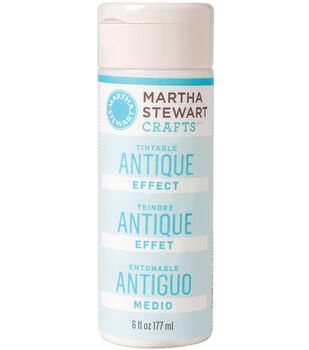 Martha Stewart 6oz Tintable Antique Effect
