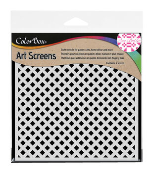Clearsnap ColorBox Lattice Screens