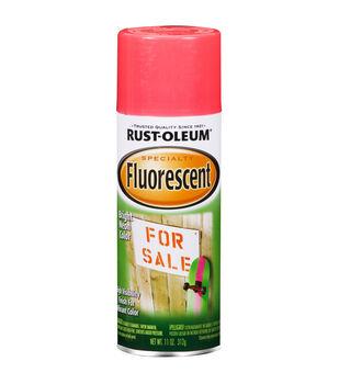 Specialty Fluorescent Pink Spray 11 Oz