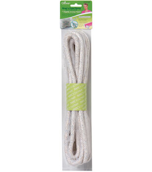 Nancy Zieman 12/32''x 6 yard Wrap 'n Fuse Piping-1PK