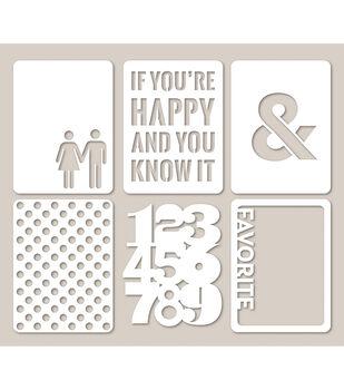 Jillibean Soup Favorite - Mini Placemat Cardstock