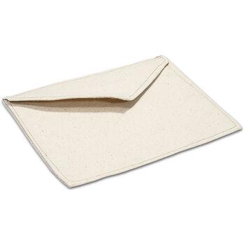 Canvas Corp Canvas Envelope Natural