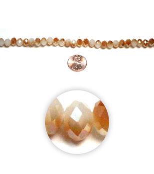Terra Crystalline Glass Beads