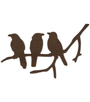 Joy! Crafts Vintage Flourishes/3 Birds On A Branch Cutting Die