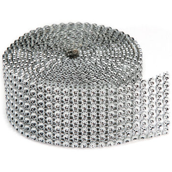 8 Row Silv-bling On A Roll 3mm