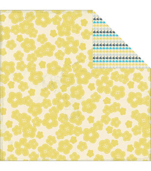 """Favorite Double-Sided Cardstock 12""""X12""""-Desirable"""