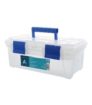 "Art Alternatives Art Box W/Organizer 16"""