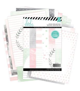 Heidi Swapp Hello Beautiful Memory Planner Paper Pack