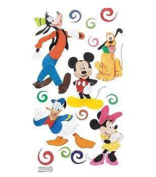 Jolee's Disney Stickers-Mickey & Friends