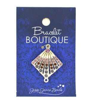 Bracelet Boutique Focal Bead Fan Design