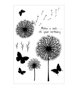 WOW! Clear Stamp Set-Make A Wish