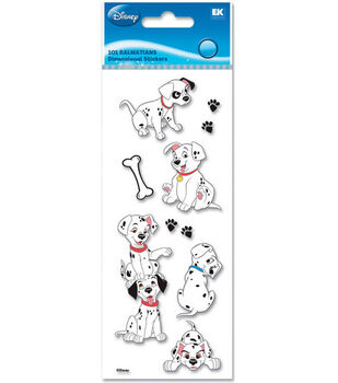 A Touch Of Jolee's Disney Dimensional Stickers-101 Dalmatians